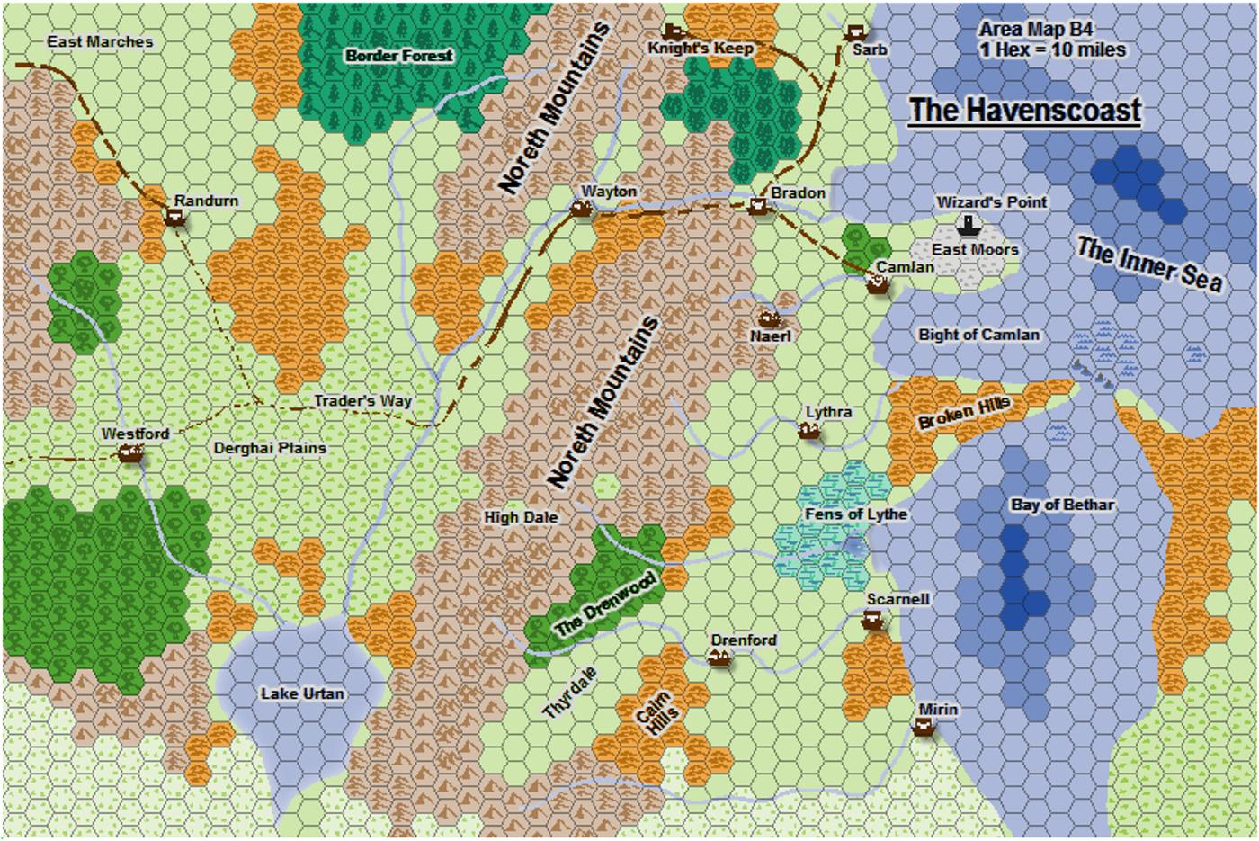 Dd 4e World Map.Old School Notes 4e Style Tolrendor Dm S Blog