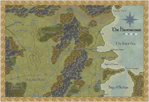 Area Map B4 Annual Dec 12