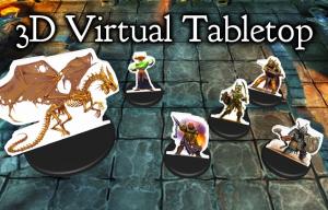 3DVirtualTabletop