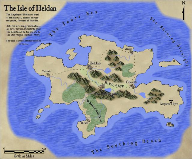 Isle of Heldan